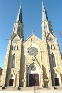 Cathedral of St. Mary of the Immaculate Conception, Peoria (2)