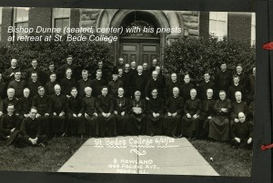 Dunne-Clergy Conference