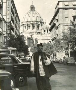 Franz-Second Vatican Council in Rome