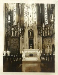 Schlarman-Cathedral Renovation