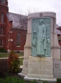 Schlarman-Memorial in Utica