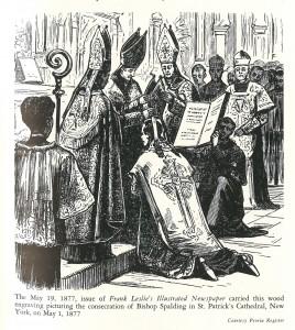 Spalding-Consecratoin as Bishop