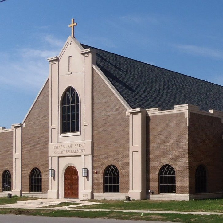 Chapel of St. Robert Bellarmine at St. John Paul II Newman Center, Bloomington