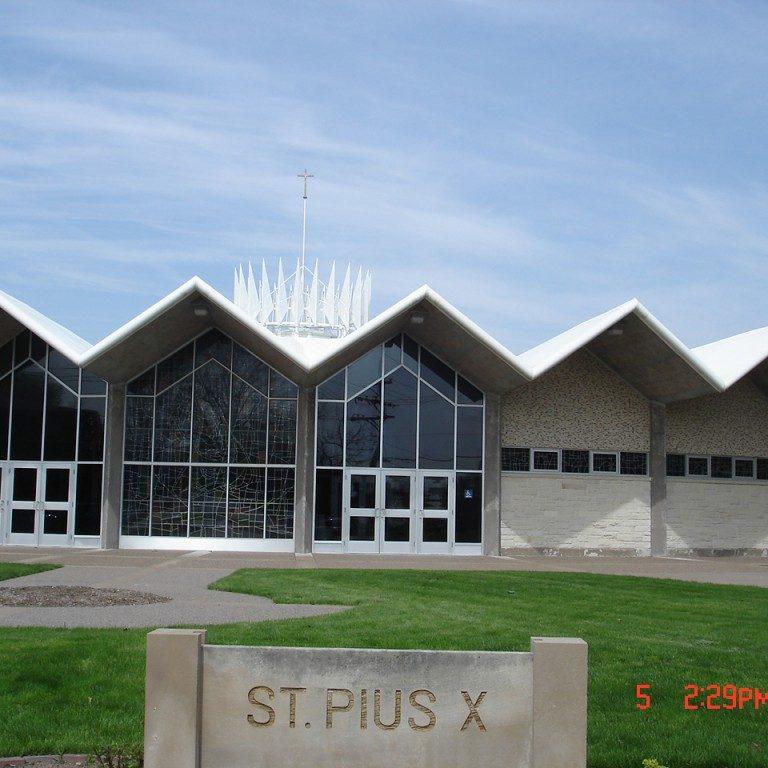 St. Pius X, Rock Island