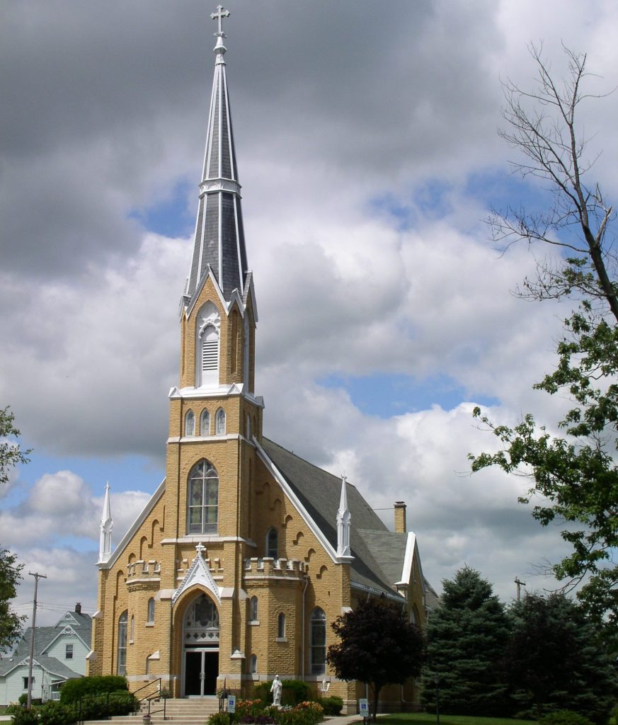 Catholic Diocese Of Peoria St. Lawrence