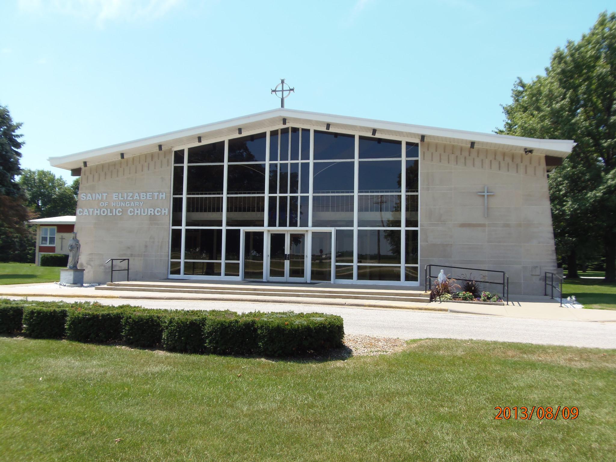 Illinois champaign county thomasboro - Catholic Diocese Of Peoria St Elizabeth Of Hungary Thomasboro Catholic Diocese Of Peoria