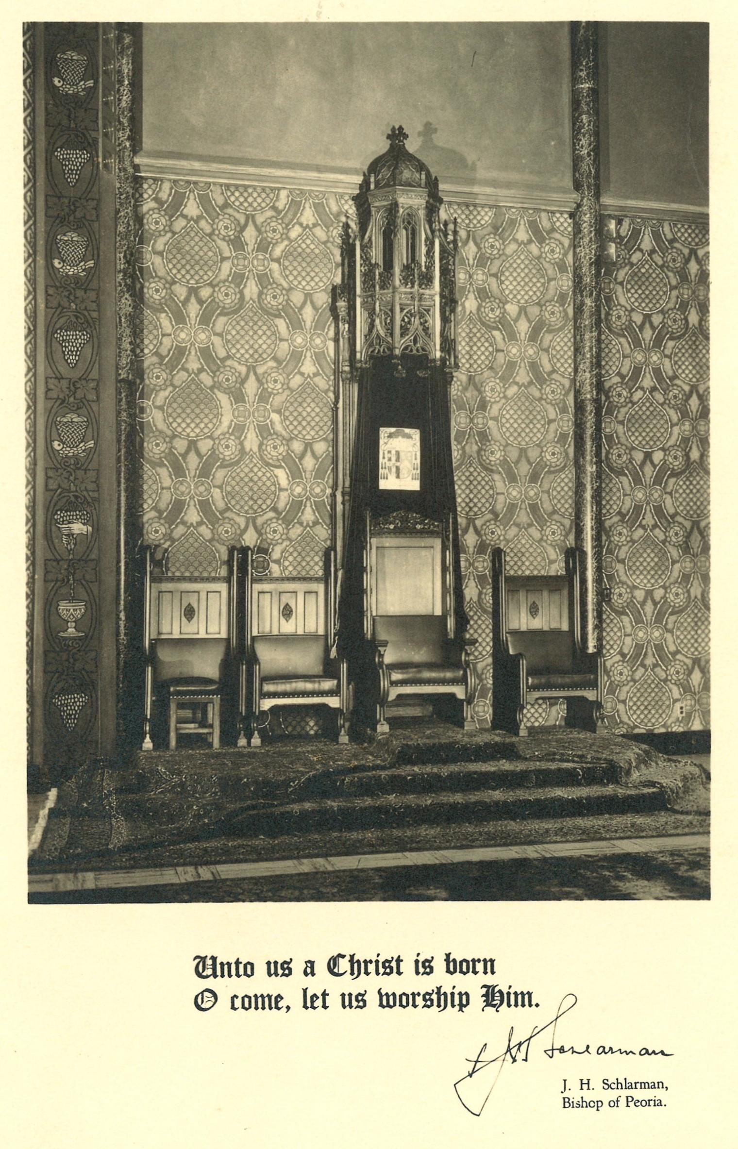 Catholic Diocese of Peoria Historical Timeline - Catholic