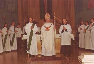 O'Rourke-Deaon Ordination