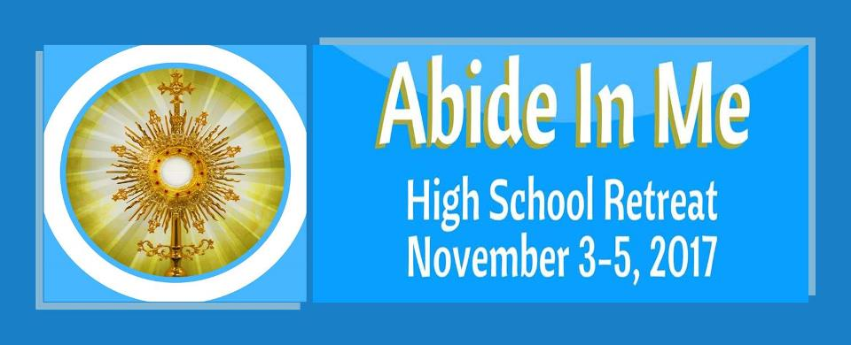 Abide in Me- Website Slider