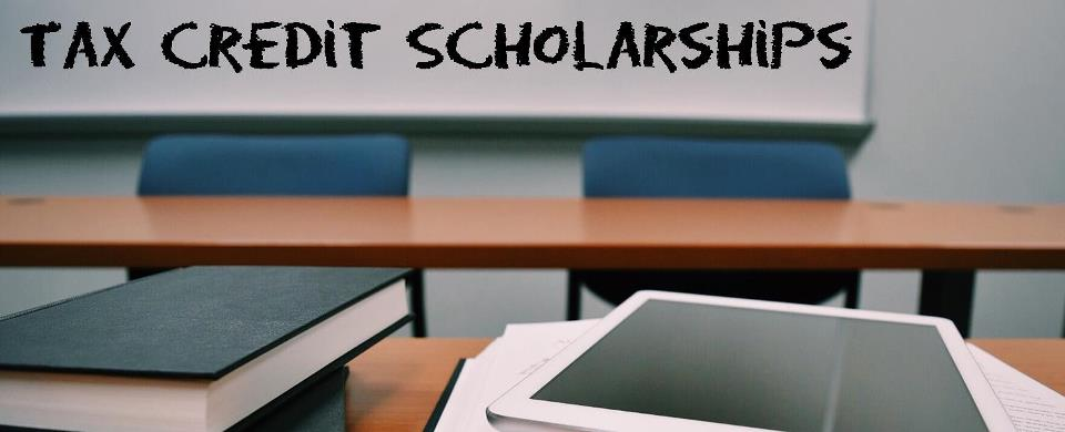 schools SLIDER-tax credit scholarships