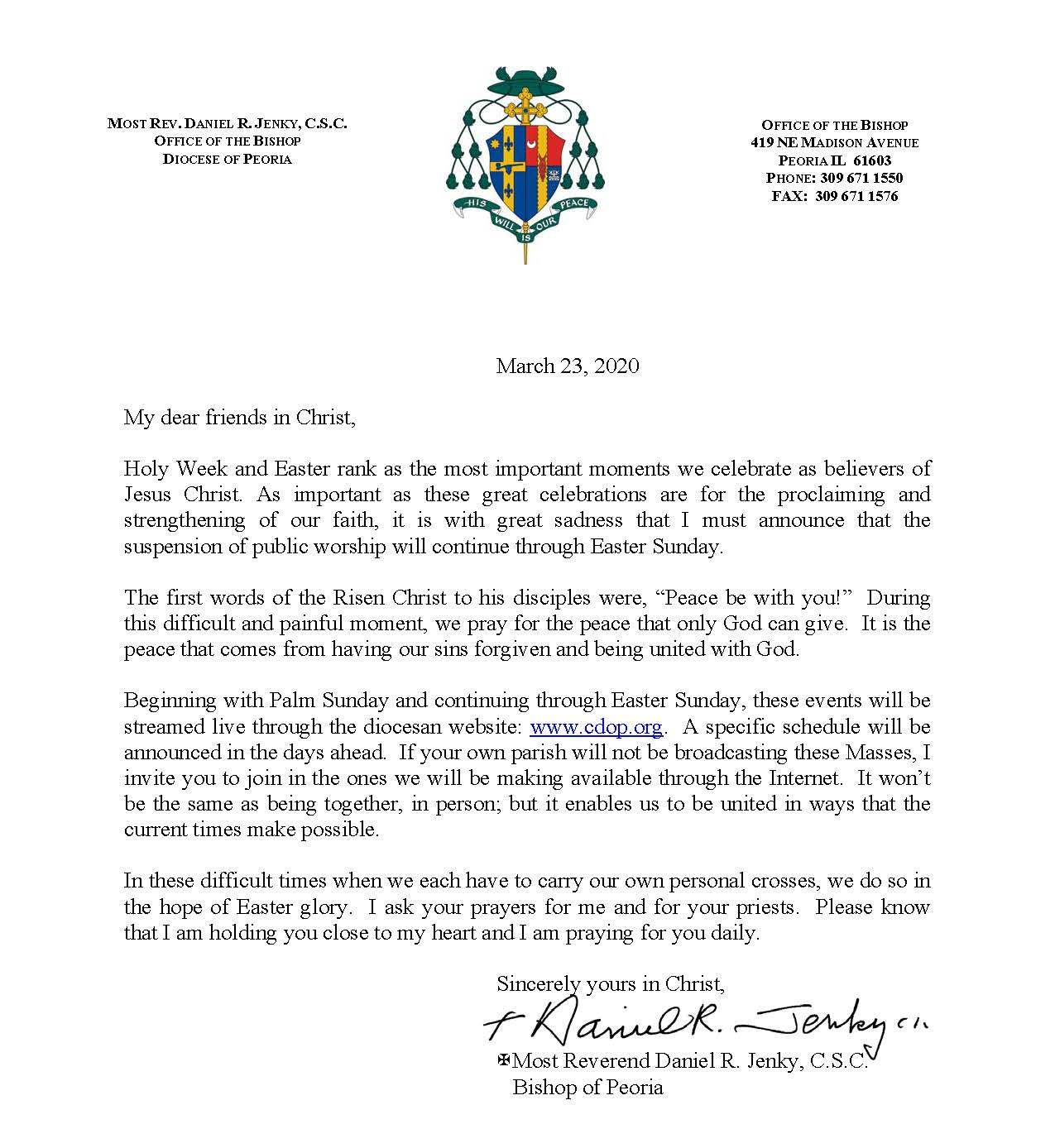 Message from DRJ-Holy Week-Easter_03-23-20