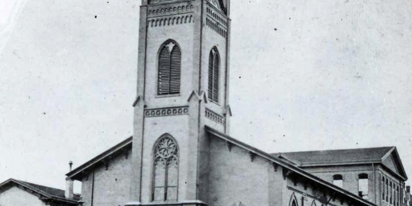 1858 old stmary