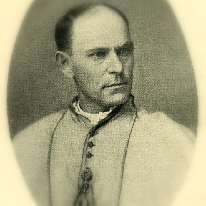 First Bishop of Peoria