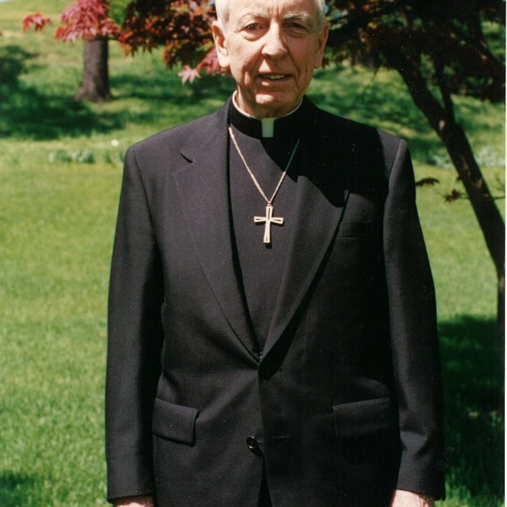 Bishop Edward W. O'Rourke, Sixth Bishop of Peoria